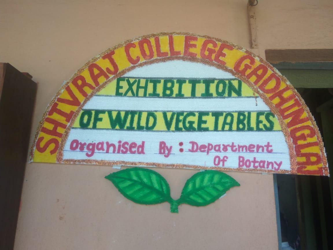 Exhibition of Wild Vegetables